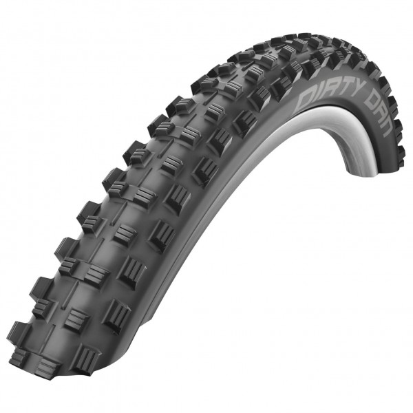 Schwalbe - Dirty Dan SuperG TL-Easy 650B 27,5 Addix U-Soft - Fahrradreifen