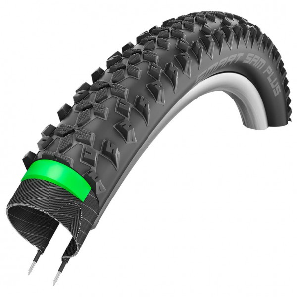 Schwalbe - Smart Sam Plus 27,5 Performance Greenguard Snakes - Sykkeldekk