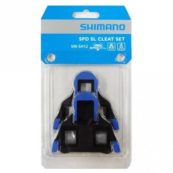 Shimano - Schuhplatten SPD-SL SM-SH12 - Pedale