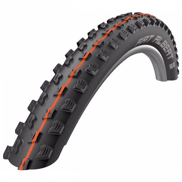 Schwalbe - Fat Albert 27,5'' 60-584 SnakeS TL Easy AddixSoft - Cyclocross tyre