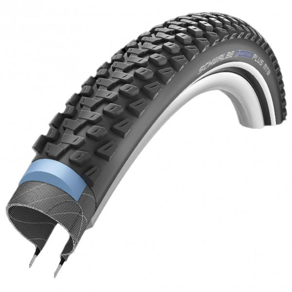 Schwalbe - Marathon Plus MTB Smartguard Reflex 26'' - Cyclocross tyre