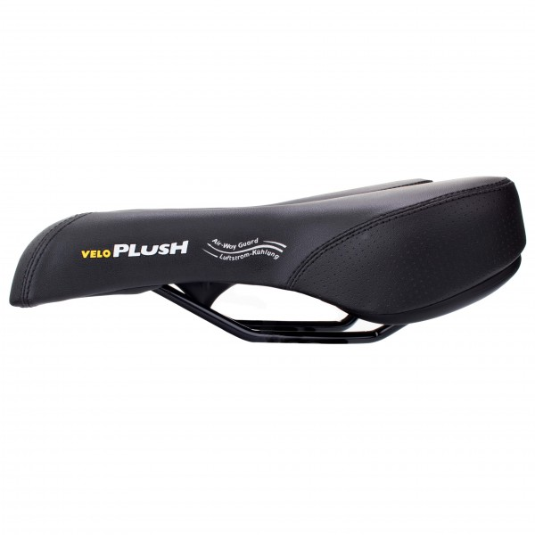 VELO - Sattel Plush Deep Channel - Bike saddle