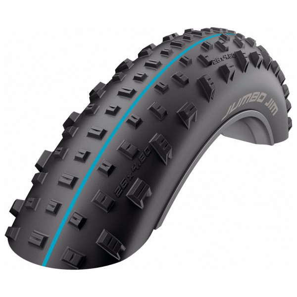 Schwalbe - Jumbo Jim 26'' 110-559 Faltb. SnakeS AddixSpgr - Cyclocross tyre