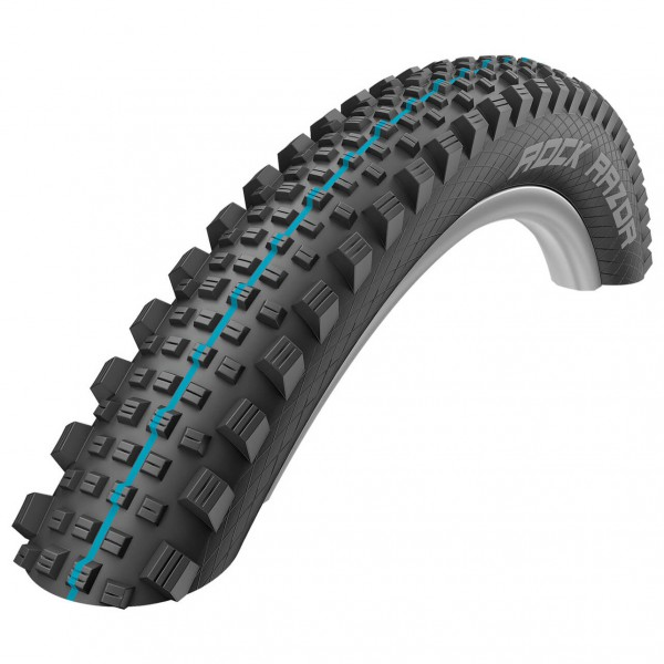 Schwalbe - Rock Razor 29'' 60-622 Faltb. SnakeS AddixSp TL-E - Neumático de bicicleta