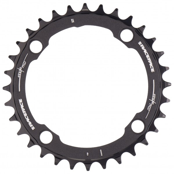 Race Face - Chainring Nrw-Wide 4-Bolt 104 mm 10/11/12-Speed