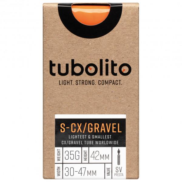 Tubolito - S-Tubo-CX / Gravel-All-SV42 - Fahrradschlauch
