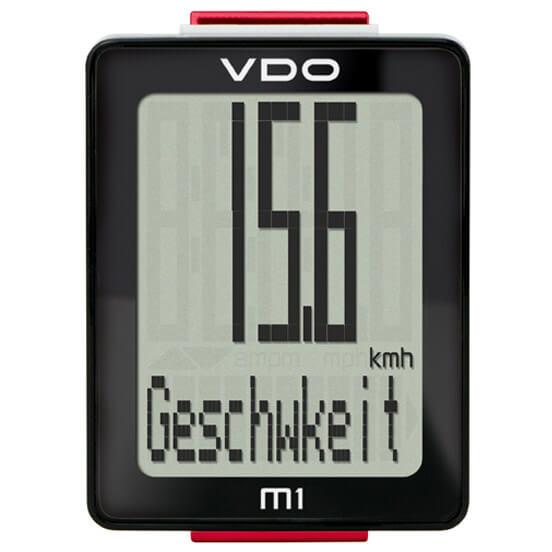 VDO - M1 WR - Fahrradcomputer