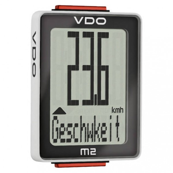 VDO - M2 WR - Compteurs vélo