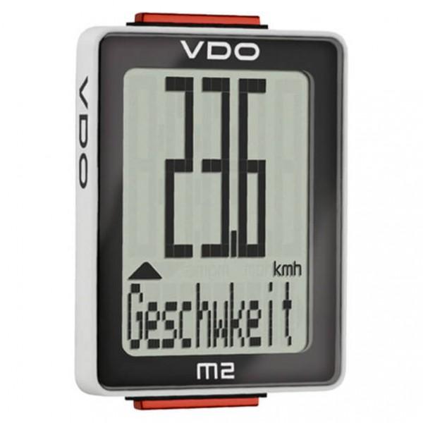 VDO - M2 WR - Fahrradcomputer