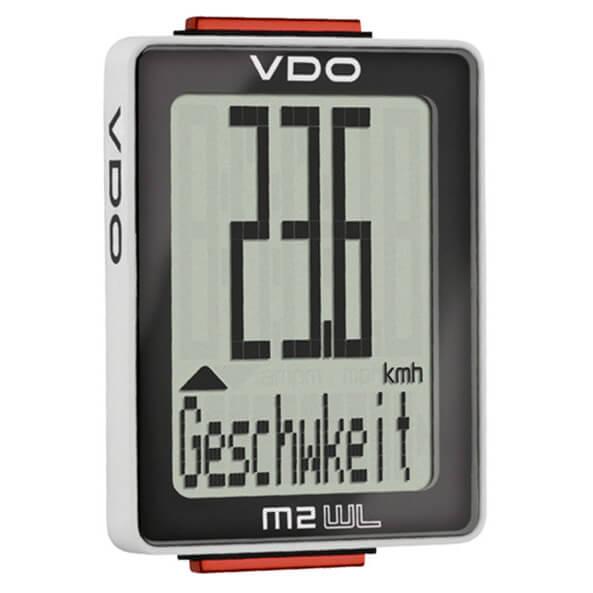 VDO - M2 WL - Cykelcomputere