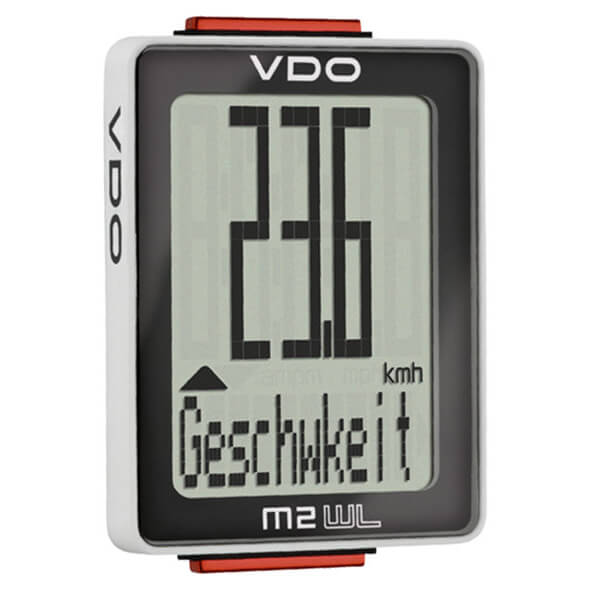 VDO - M2 WL - Fahrradcomputer