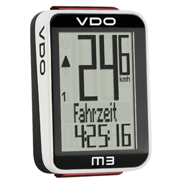 VDO - M3 WR - Bike computers