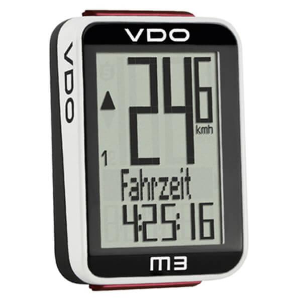 VDO - M3 WR - Fahrradcomputer