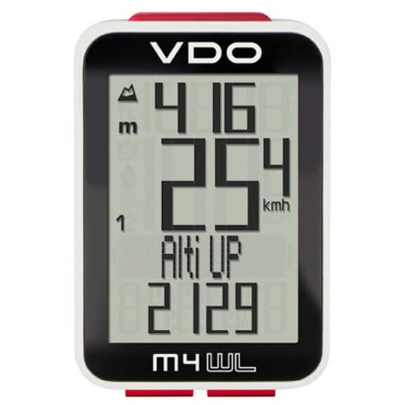 VDO - M4 WL - Compteurs vélo