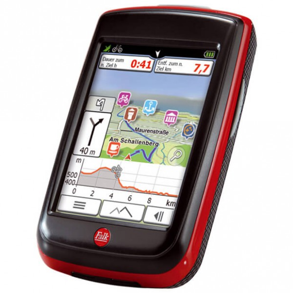 Falk - Ibex 25 EU Touring - GPS device