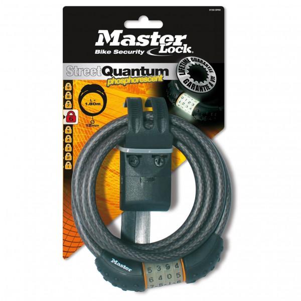 Master Lock - Kabelschloss Quantum - Cykellås