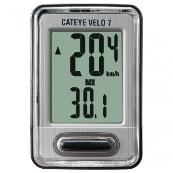 CatEye - Velo 7 CC-Vl520 - Fietscomputer