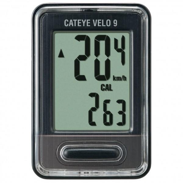 CatEye - Velo 9 CC-Vl820 - Polkupyörätietokone
