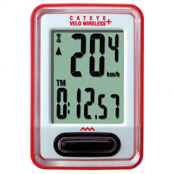 CatEye - Velo Wireless+ CC-VT210W - Compteurs vélo
