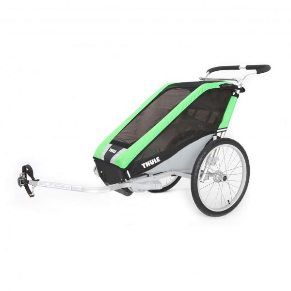 Thule - Chariot Cheetah 1 Sitzer - Polkupyörän lapsiperäkärryt