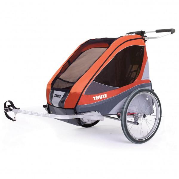 Thule - Chariot Corsaire 2 Sitzer - Sykkelvogn for barn