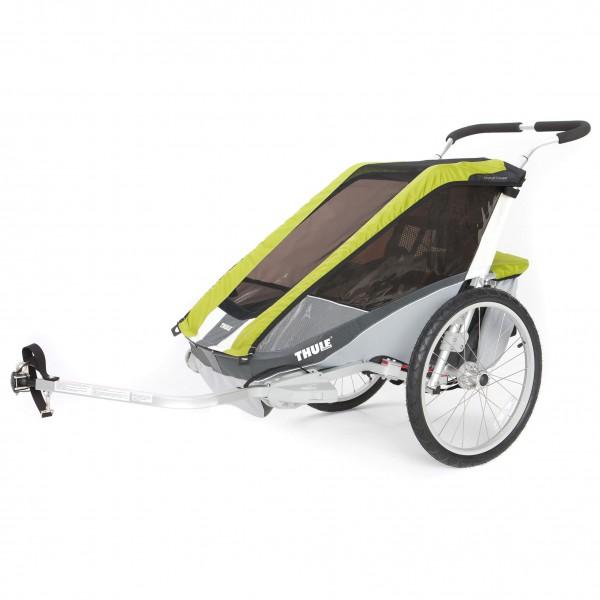 Thule - Chariot Cougar 2 Sitzer - Remorques pour vélo