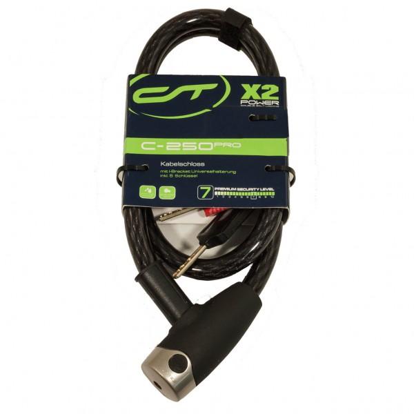 Contec - Kabelschloss C-250 Pro - Fietsslot