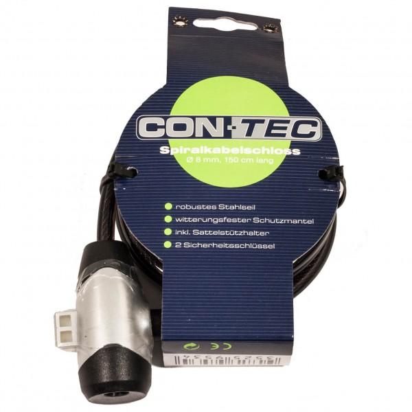 Contec - Spiralkabelschloss C-400 - Antivol de vélo