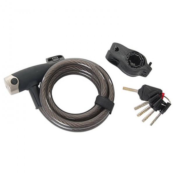Contec - Spiralkabelschloss C-480 Pro - Pyörälukko