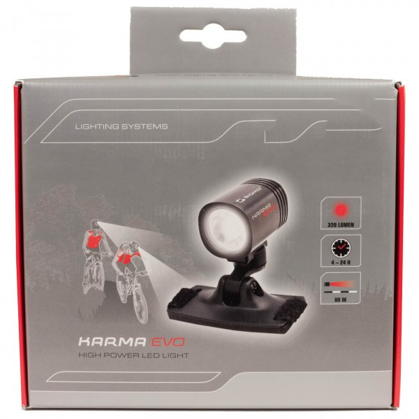 Sigma - Helmleuchte Karma Evo - Outdoor light