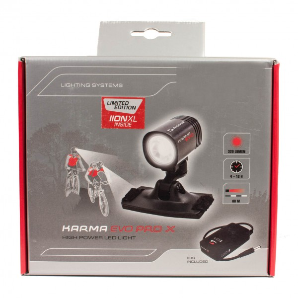 Sigma - Helmleuchte Karma Evo Pro X - LED-valo