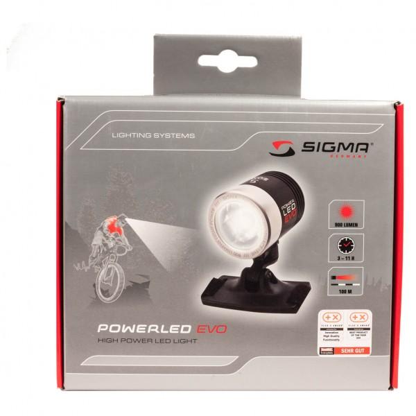 Sigma - Helmleuchte Power LED Evo - LED-valo