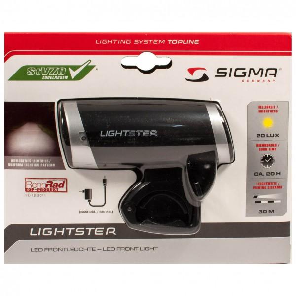 Sigma - Lightster - Éclairage pour vélo