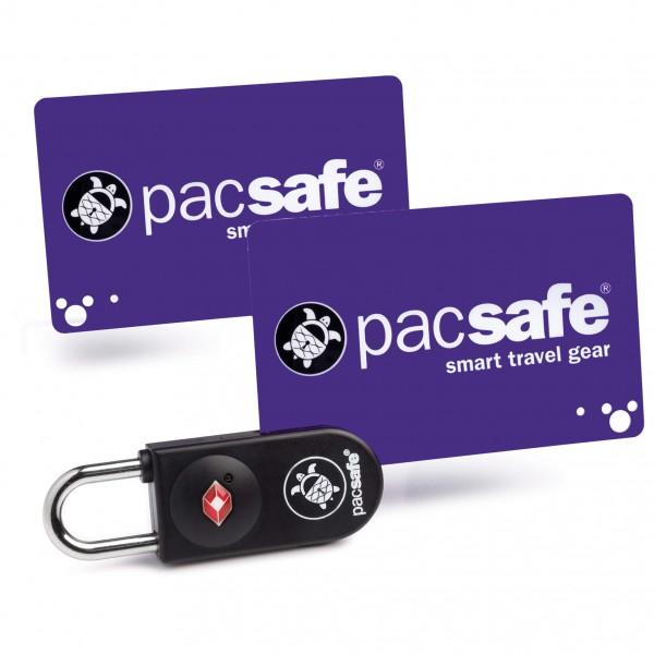 Pacsafe - Prosafe 750 - TSA lock