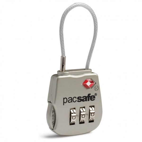 Pacsafe - Prosafe 800 - TSA lock