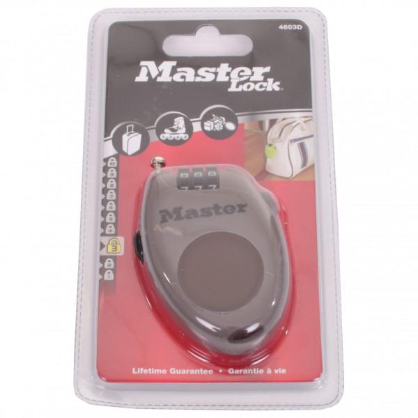 Master Lock - Kabelschloss Retractor - Fietsslot