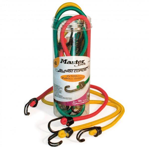 Master Lock - Spanngummi Twin Wire - Bungee cord