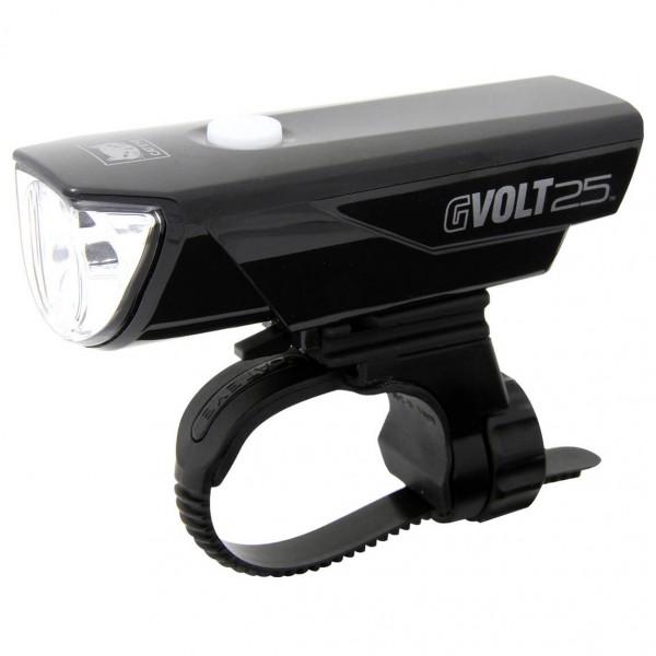 CatEye - Gvolt25 HL-EL660GRC - Luz de bicicleta