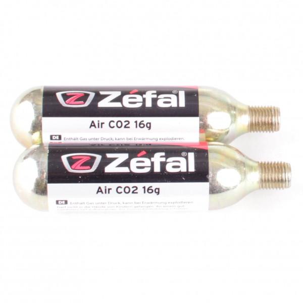 Zefal - EZ Twist 2er Blister - Cartouche de gaz