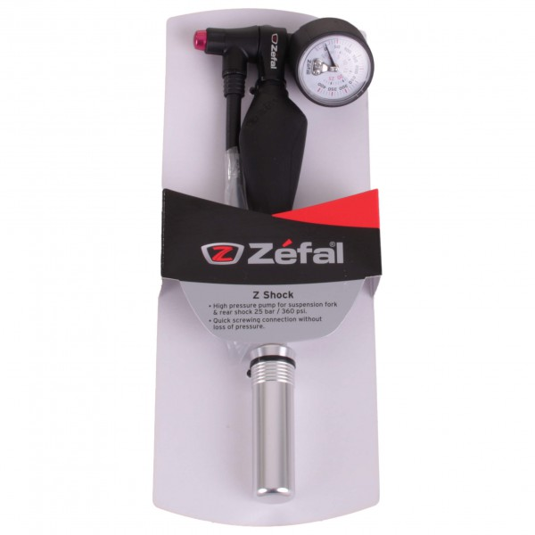 Zefal - Z Shock - Mini-pompe