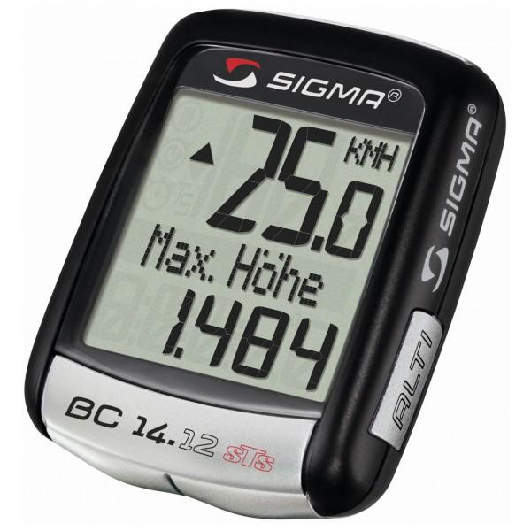 Sigma - BC 14.12 STS ALTI - Compteurs vélo