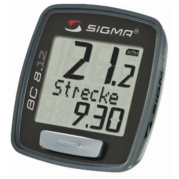 Sigma - BC 8.12 - Compteurs vélo