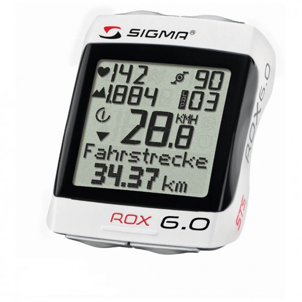 Sigma - ROX 6.0 CAD - Polkupyörätietokone