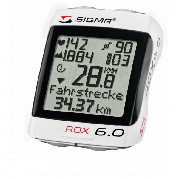 Sigma - ROX 6.0 CAD - Compteurs vélo