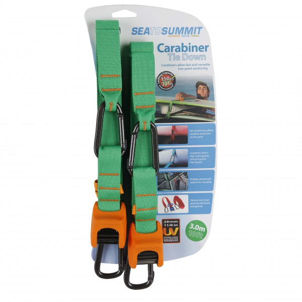 Sea to Summit - Carabiner Tie Down - Kiristysvyö