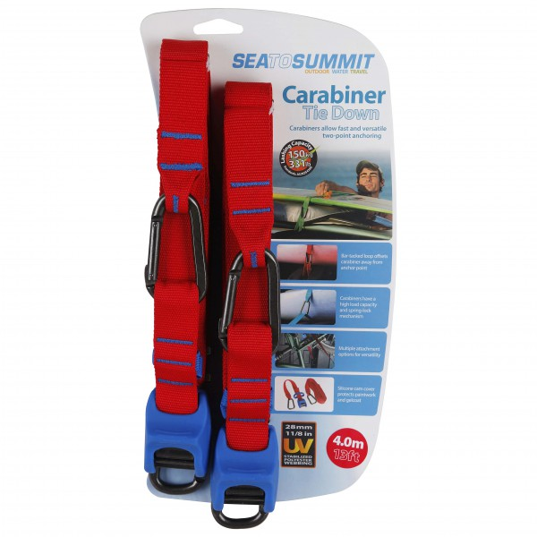 Sea to Summit - Carabiner Tie Down - Spanngurt