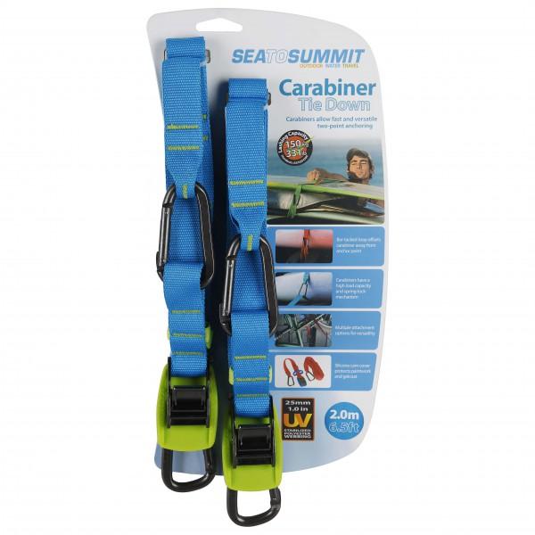 Sea to Summit - Carabiner Tie Down - Spännrem