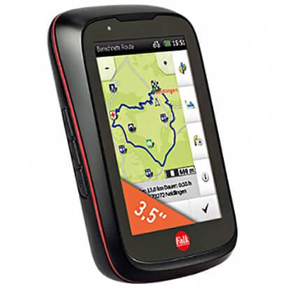 Falk - Tiger Geo - GPS