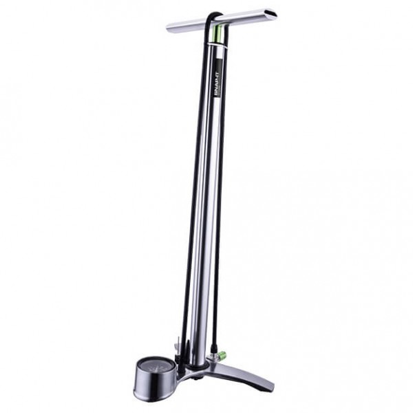 Birzman - Maha Apogee II 220PSI L-Shaped Snap-It floor pump