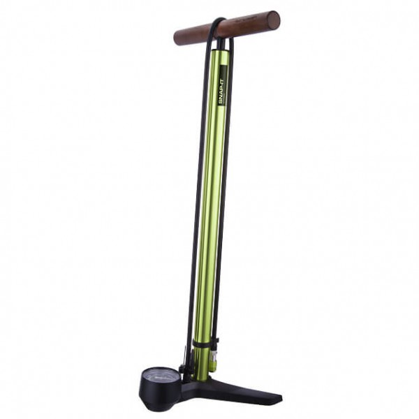 Birzman - Maha Apogee IV 160PSI Inline Snap-It floor pump